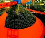 干煤棚网架加工